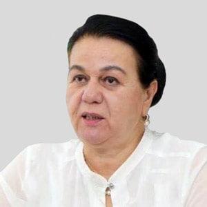 Мухаббат Ибрагимова