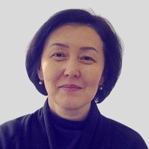 Айнура Кабылбекова