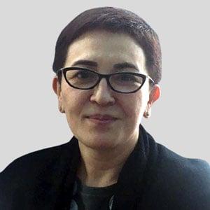 Аида Зурдинова
