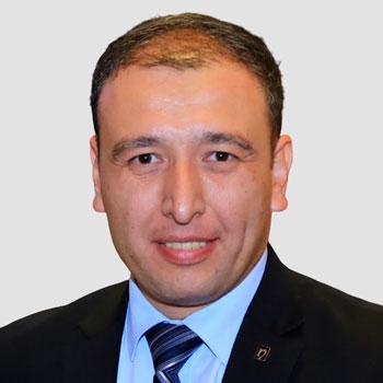 Шамшод Шарипов